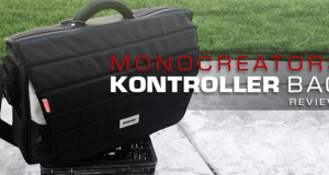The Kontroller Messenger Bag Review
