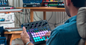 Novation Circuit Introduced