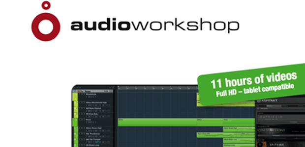 Audio-Workshop Announces Availability of First International Video Tutorial Guide to Orchestral VIs