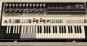 Arturia is Proud to Announce Availability of Farfisa V