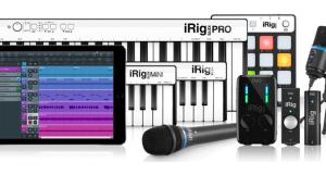 IK Multimedia iRig digital products unlock full Cubasis LE features