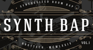 SynthBap Vol. 1 – Synthesized Boom Bap, HipHop Instrumentalism & The BeatPPL Digital Music Label