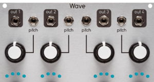 Qu-Bit Electronix Announces the WAVE Module