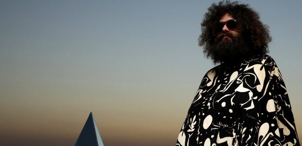 The Gaslamp Killer's New Album Instrumentalepathy Is Out Now!