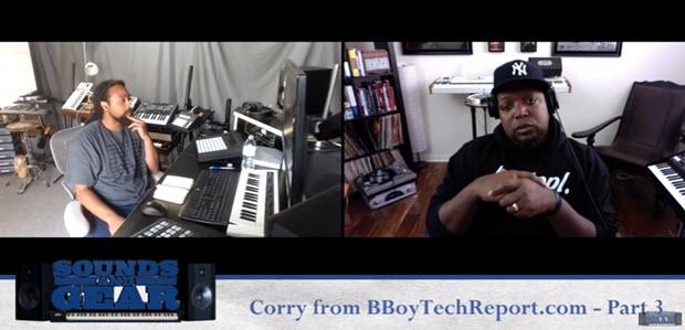 SoundsandGear.com Interviews BboyTech