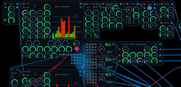 Audulus iOS Modular Synth Updated to 3.3 With Support for iOS, Mac, Windows & Linux