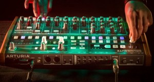 Arturia Announces DrumBrute – Analog Drum Machine with 17 ALL ANALOG Percussion Instruments