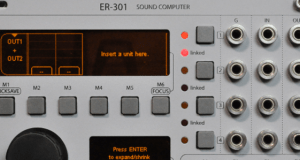 Orthogonal Devices ER-301 Sound Computer – Eurorack Sampler – Shipping