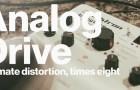 Elektron Introduces Analog Drive – 100% Analog Distortion Stompbox