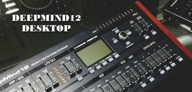 DeepMind12 Desktop Prototype Sneak Peak