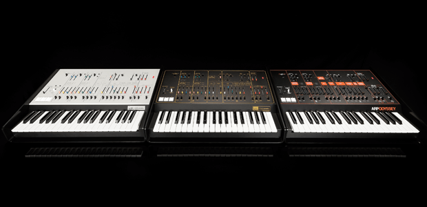 Korg Announces The Full-Size ARP ODYSSEY
