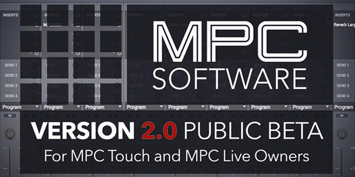 MPC 2.0 Public Beta is NOW AVAILABLE