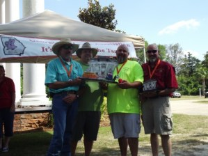 Reserve Grand Champions - D.W.'s Kountry Cookers