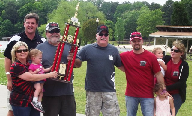 Reserve Grand Champion - Bubba Grills