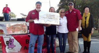 Reserve Grand Champions - Sauced Hogs Smoke Shack