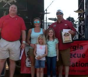 Reserve Grand Champion - Sauced Hogs Smoke Shack