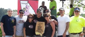 Cookin For Fun Grand Champion - Hickory Flat BBQ