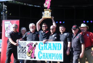 Grand Champion - Jack's Old South