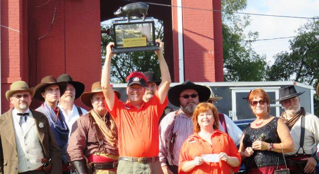 Reserve Champion - Captain Jack's Freedom BBQ Team