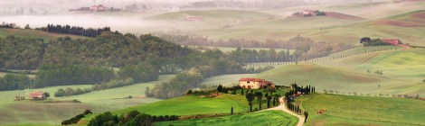 "Nasce il ""Tuscany crossing"", 100 km in Val D'Orcia"