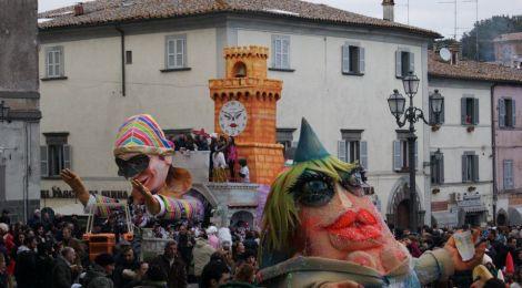 Carnevale 2017 ad Acquapendente