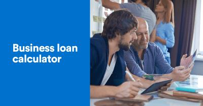 Business loan calculator and amortization schedule | BDC.ca