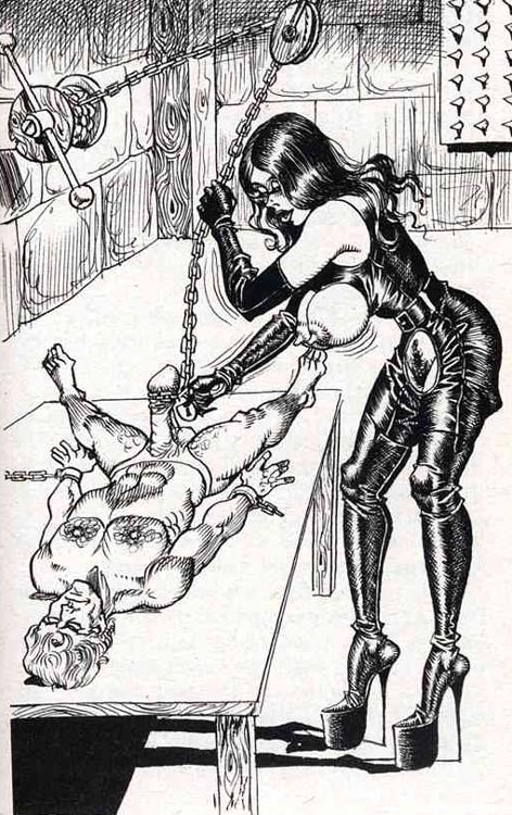 mistress bdsm art