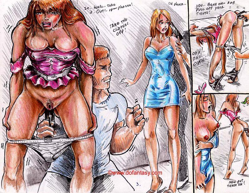 dofantasy bdsm comics