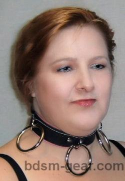 pet girl collar