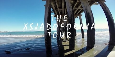 Video thumbnail for youtube video Xsjado: California Tour Highlights - Be-Mag