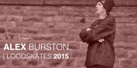 Video thumbnail for vimeo video Alex Burston: Loco Skates 2015 Mashup - Be-Mag