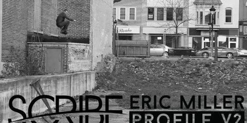 Video thumbnail for vimeo video Eric Miller: Scribe Industries Profile V2 - Be-Mag