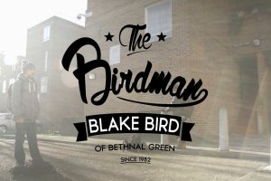 Video thumbnail for vimeo video The Birdman: Blake Bird 2015 Section - Be-Mag