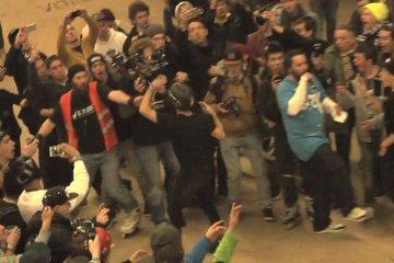 Video thumbnail for vimeo video Valo: Maneuver Monday's at Winterclash 2015 - Be-Mag