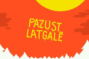 Video thumbnail for vimeo video Kaspars Alksnis & Nils Jansons: Pazust Latgalē Trailer - Be-Mag