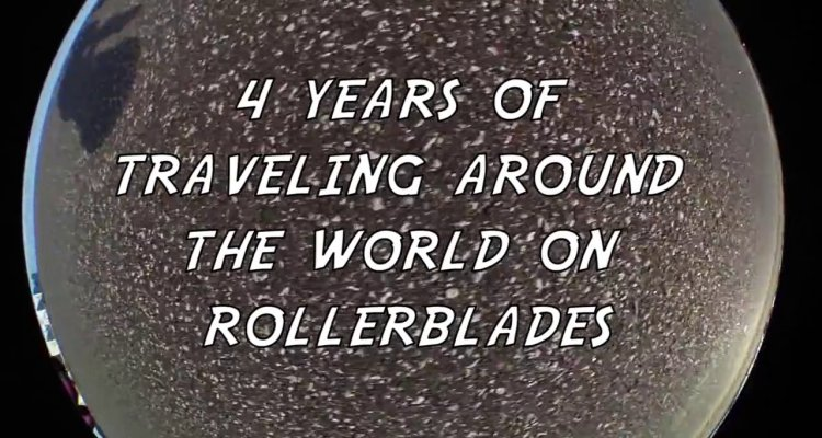 Video thumbnail for vimeo video Michael Pedersen: 4 Years of Rollerblading Adventures - Be-Mag