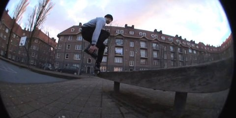 Video thumbnail for vimeo video Valo: Maneuver Monday's with Elliot Stevens - Be-Mag