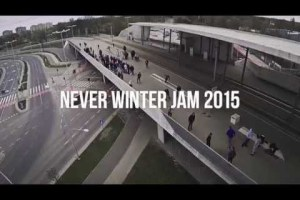 Video thumbnail for youtube video Never Winter Jam 2015: results and edit - Be-Mag