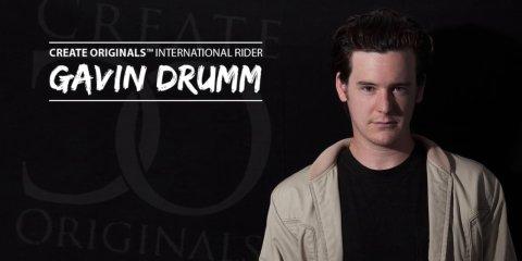 Video thumbnail for vimeo video Gavin Drumm: Create Originals Introduction Edit - Be-Mag