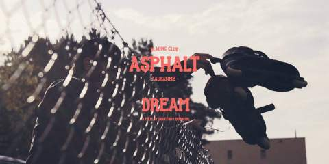 Video thumbnail for vimeo video Asphalt Blading Club: Dream Edit - Be-Mag