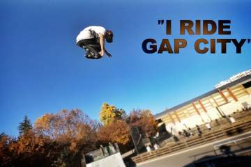 Video thumbnail for vimeo video Roman Abrate: I Ride Gap City 2 - Be-Mag