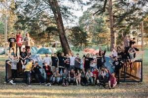 Camp peole X