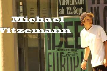 Video thumbnail for vimeo video MICHAEL WITZEMANN STEPS HIS GAME UP FOR REMZ - Be-Mag