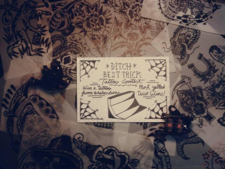 Abriss I - Tattoo Best Trick Contest