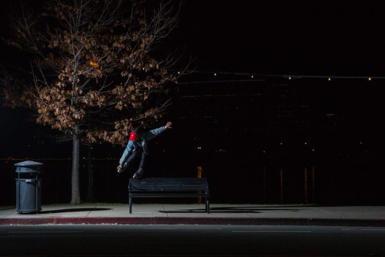 Backslide in Oakland - Photograph by Erick Garcia for Be-Mag