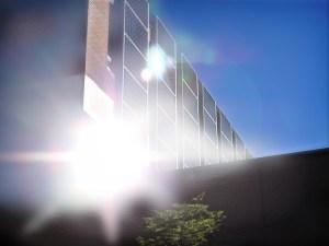 Solar PV installation at Kew Beach Public School