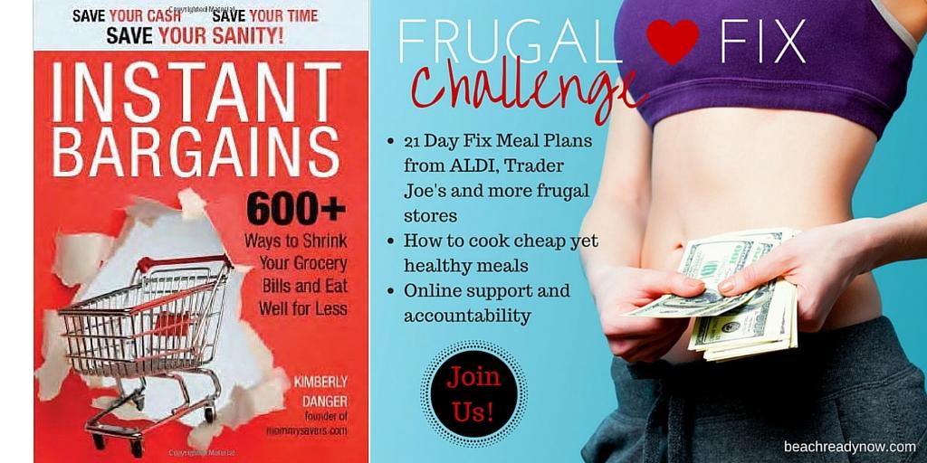 Frugal Fix Challenge