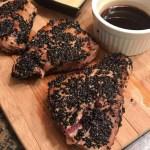 Ahi Tuna Steaks