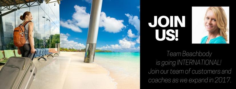 Team Beachbody International Expansion Launch 2017