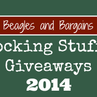 2014 Stocking Stuffer Giveaways